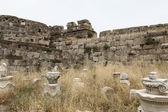 骑士的圣约翰的罗兹科斯岛上的堡垒, — 图库照片