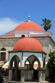 Mosque in the city of Kos . Kos island, Dodecanese. — Stock Photo