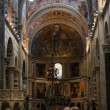 Pisa - Duomo interior. The nave and the altar — Stock Photo #7906659