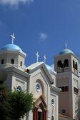 The church of Agia Paraskevi in Kos town — Stock Photo