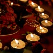 Beautiful candles — Stock Photo #7583026