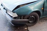 Car wreck detail — Stock Photo
