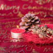 Christmas arrangement — Stock Photo #7611542
