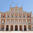 Royal Palace of Aranjuez - Stock Photo