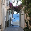 Royalty-Free Stock Photo: Street in Cadaques