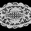 Vintage lace — Stock Photo