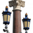 Old street lamp — Stock Photo #7830531