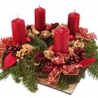 Advent wreath — Stock Photo #7928384