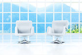Two armchairs — Stock Photo