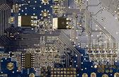 集積回路チップ — ストック写真