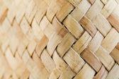 Beige woven fibres — Stock Photo