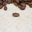 Scented coffee beans — Stock Photo