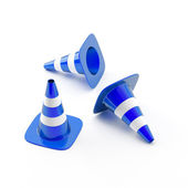 Cone pins — Stock Photo