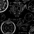 Technical drawing — Stock Photo #6857582