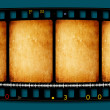 Movie film — Stock Photo #6860790