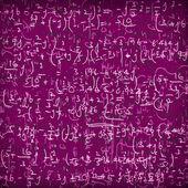 Mathematical background — Stock Photo