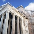 pantheon, rome — Stock Photo