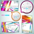 Modern Business-Card Set — Stock Vector #7402226