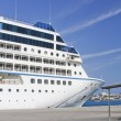 CRUISE LINER — Stock Photo #7737286