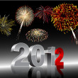 New Years 2012 — Stock Photo