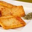 Stock Photo: Savoury crackers