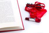 Romantic novel — Stock Photo