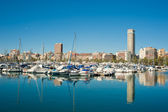 Alicante marina — ストック写真