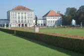 Nymphenburg Palace in Munich — Stock Photo