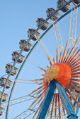 Grote reuzenrad — Stockfoto