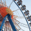 Stock Photo: Ferris Wheel with Lights