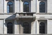 Нацистская архитектура деталь — Стоковое фото