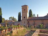 Alhambra-Granada,Spain — Stock Photo