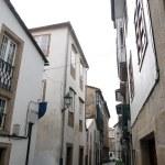 Santiago de Compostela in Spain — Stock Photo