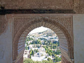 Alhambra-Spain — Stock Photo