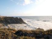 Portekiz kıyısında — Stok fotoğraf