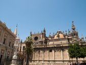 Seville-Spain — Stock Photo