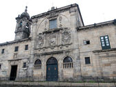Santiago de Compostela - Spain — Stock Photo