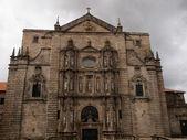Santiago de Compostela-Spain — Стоковое фото