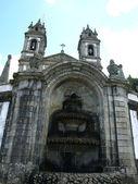 Bom イエス ・ キリストは monte ポルトガル — ストック写真