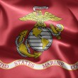 Stock Photo: United States Marine Corps