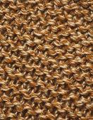 De textuur van gebreide wol. — Stockfoto
