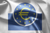 The European Central Bank (ECB) — Stock Photo