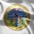 Royalty-Free Stock Photo: The emblem of the State of Iowa.