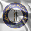 The emblem of the State of Kentucky — Stock Photo