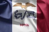 State of Iowa. — Stock Photo