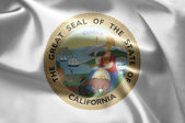The emblem of the State of California — Foto de Stock