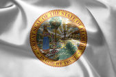 The emblem of the State of Florida — Stock Photo