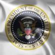 Stock Photo: Seal of President of United States