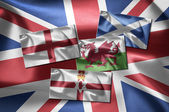 United Kingdom of Great Britain and Northern Ireland — Foto de Stock