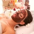 Care for face and body spa — Stock Photo